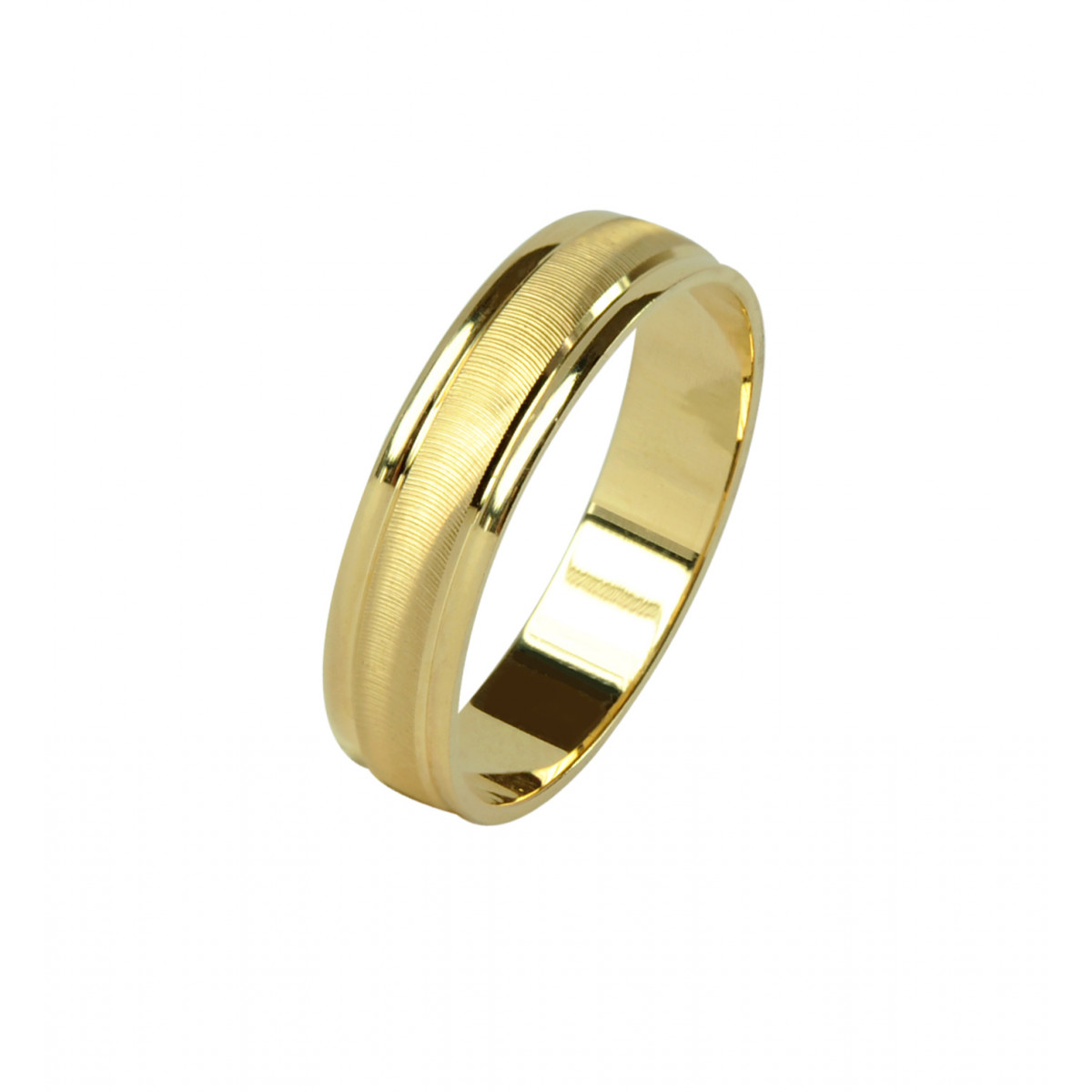 Simple Wedding Ring.Simple Wedding Ring Bergamo In Gold 18k Bijoux Prives Discovery